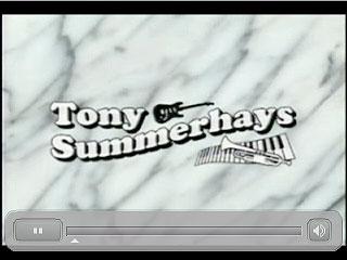 tony summerhays one man band utah salt lake